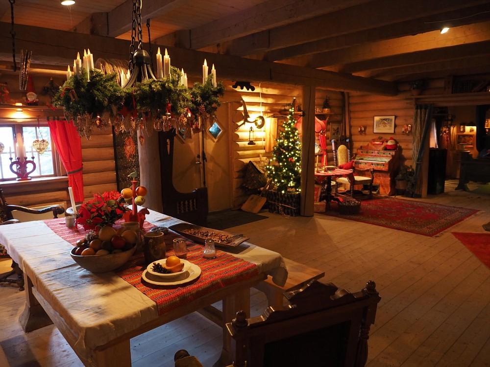 Ion Ciorici Santa S Living Room